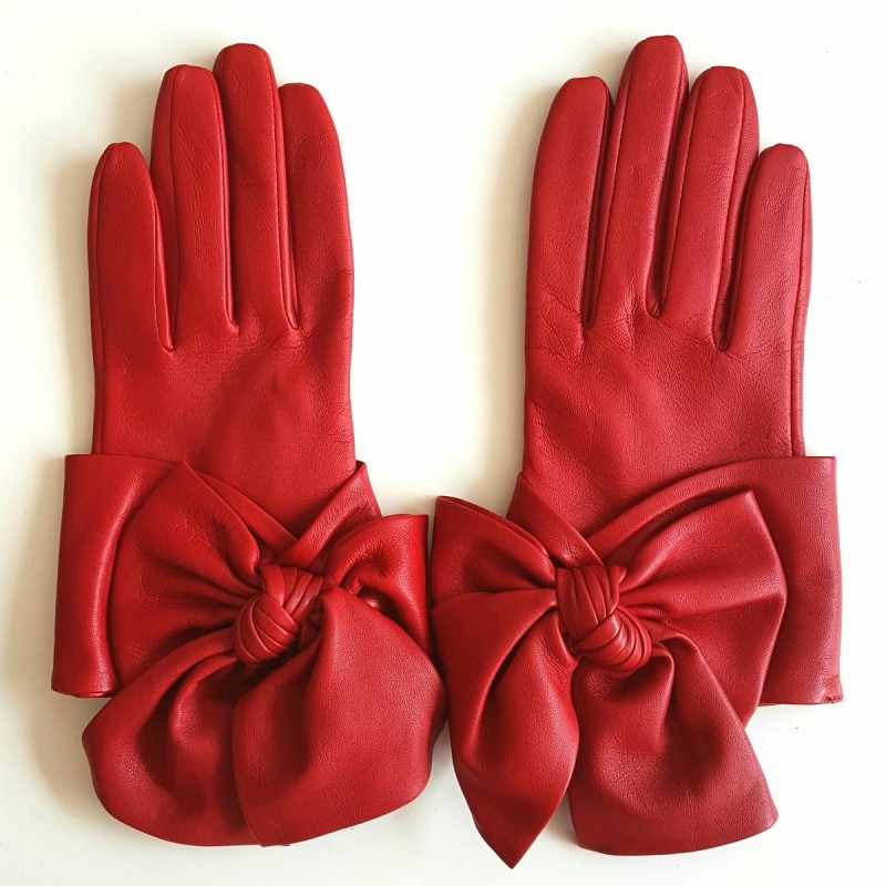 6407b0f71917b ... Leather Gloves Tannerie Color