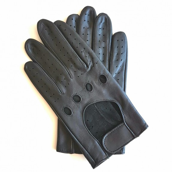 "Leather Gloves Tannerie Color ""AYRTON"""