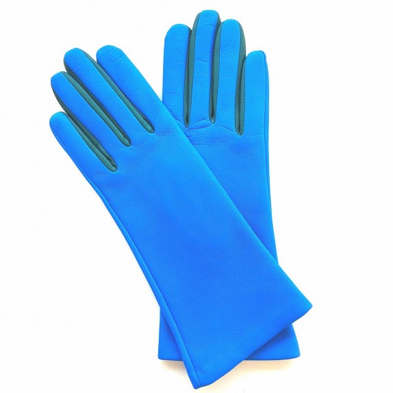 "Leather gloves Tannerie Color ""NAME DU GANT""."