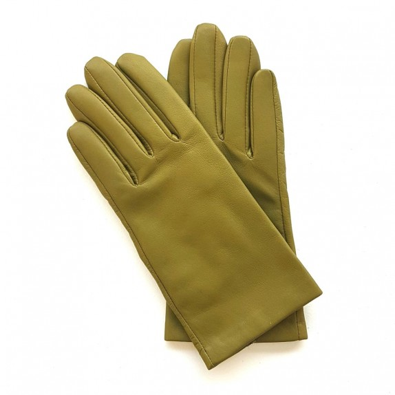 "Leather gloves of lamb luciole ""CAPUCINE"""