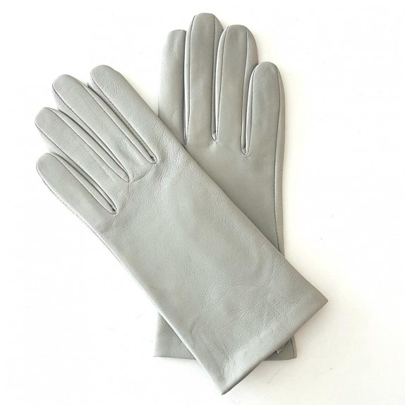 "Leather gloves of lamb dove ""CAPUCINE"""